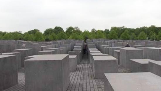 Fünf Jahre Holocaust-Mahnmal in Berlin