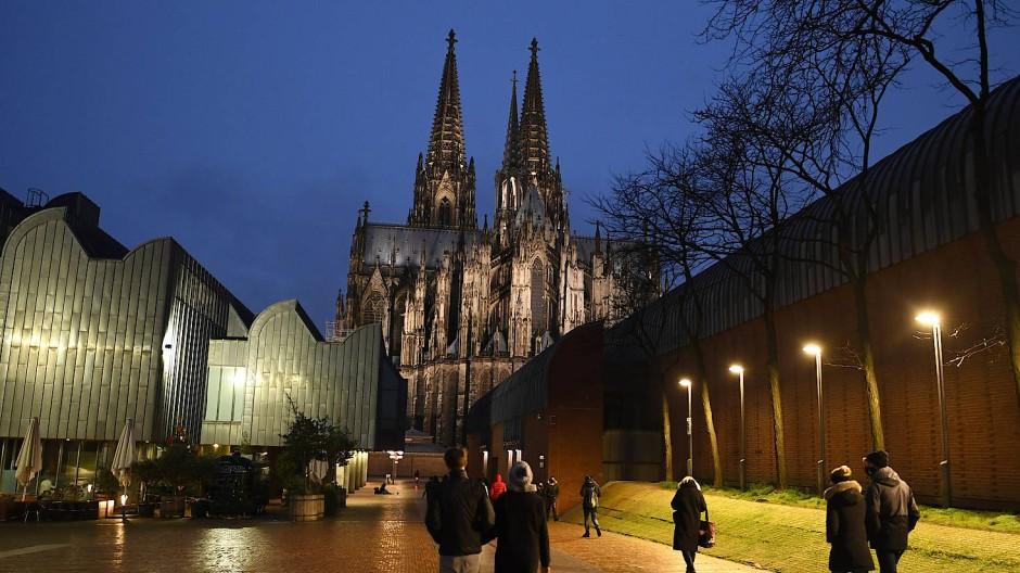 Im Kölner Dom hat der Antijudaismus deutliche Spuren hinterlassen.