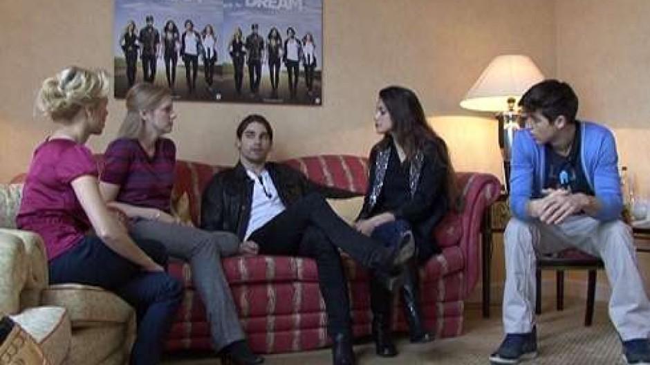"""If I can dream"" - Hollywood-Talentshow startet"