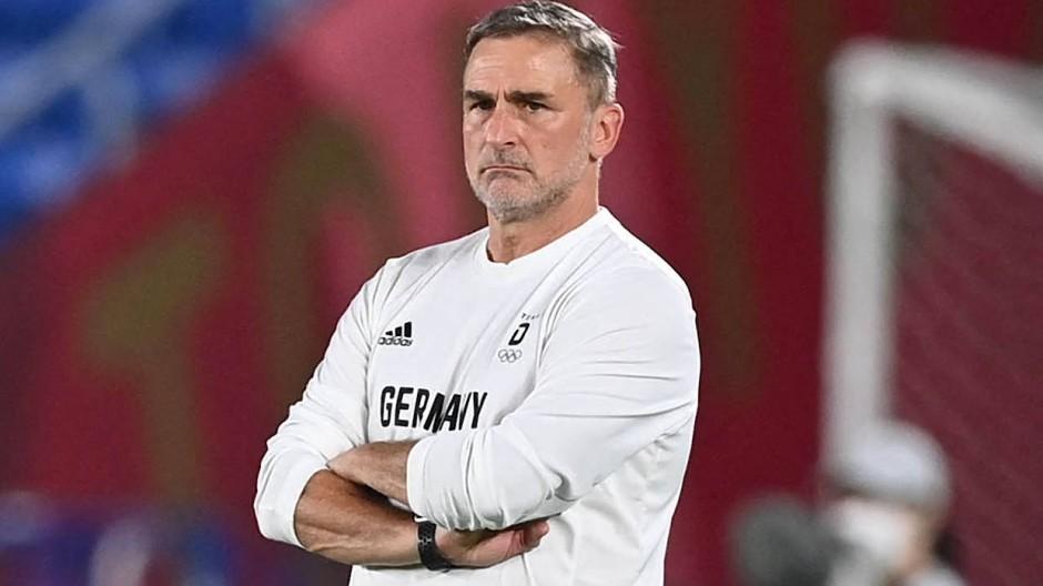 Unzufrieden mit der Einstellung von Spielern und Klubs: Trainer Stefan Kuntz