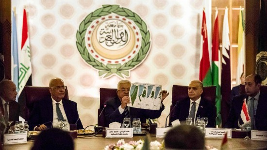 "Palästinenser verkünden ""Abbruch aller Beziehungen"""