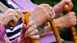 Hier sind die Renten am höchsten
