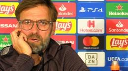 Jürgen Klopp macht Dolmetscher rund