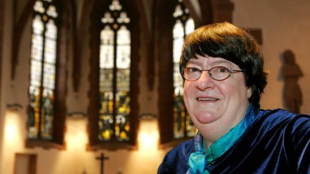 """""""Wegbereiterin für Frauen in der evangelischen Kirche"""""""