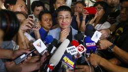 Friedensnobelpreis geht an Journalisten