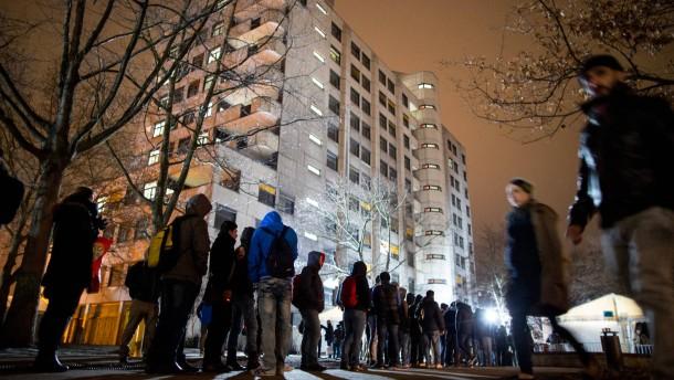 Korruptionsverdacht im Berliner Lageso