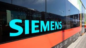 Italienische Polizei verhaftet Siemens- und Alstom-Manager