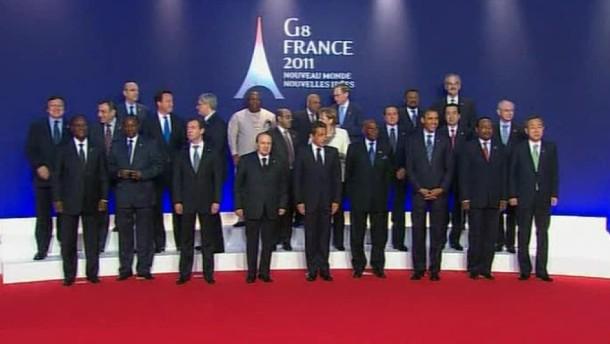 Milliardenhilfen für Ägypten und Tunesien
