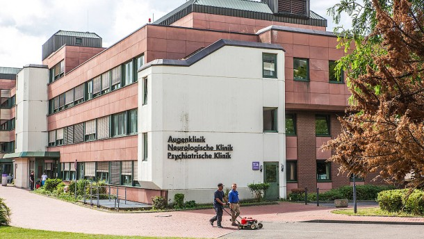 Frankfurter Psychiatrie zieht Konsequenzen nach TV-Bericht