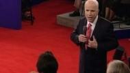 Für welche Politik steht John McCain?