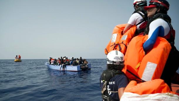 EU verlängert umstrittenen Libyen-Einsatz