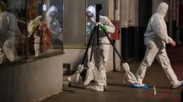 Elf Tote in Hanau – mutmaßlicher Täter identifiziert