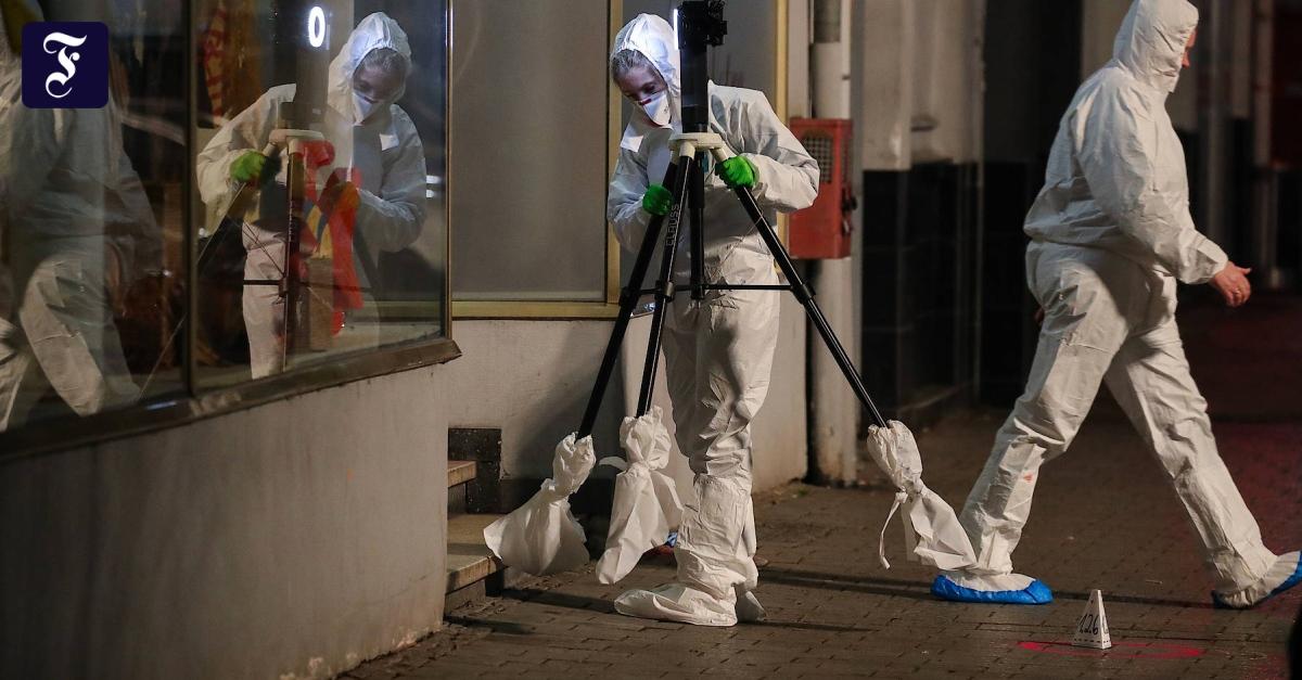 Hanau: Insgesamt elf Tote nach Schüssen – mutmaßlicher Täter tot aufgefunden