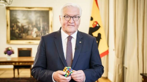 Steinmeier wirbt mit Video für starke Wahlbeteiligung