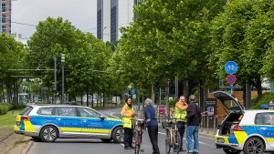 500 Kilo-Bombe in Frankfurt erfolgreich entschärft