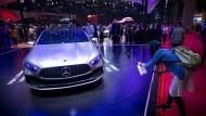 Stürmische Zeiten für die Autoindustrie