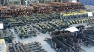 Waffenhändlerring in Spanien zerschlagen