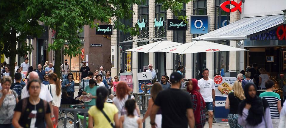 Einkaufen Wiesbaden