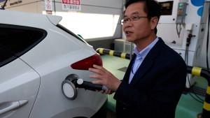 Hyundai pokert mit der Brennstoffzelle