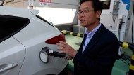 Glaubt an die Brennstoffzelle: Kim Sae-hoon