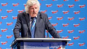 Hessische AfD durchleuchtet Kandidaten