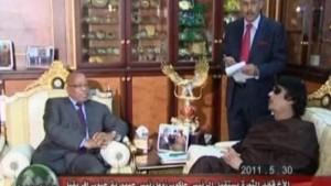 Zuma scheitert bei Gesprächen mit Gaddafi