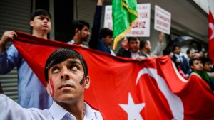 Neue Verhandlungen mit der Türkei