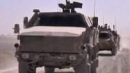 Vier deutsche Soldaten in Afghanistan getötet
