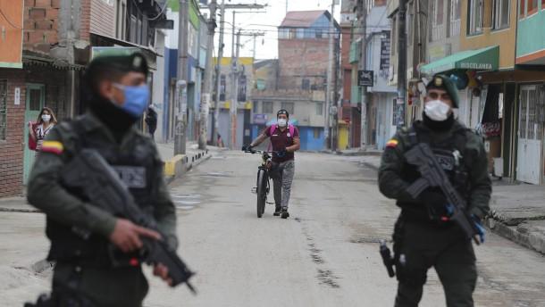 Wieder Aktivisten in Kolumbien getötet