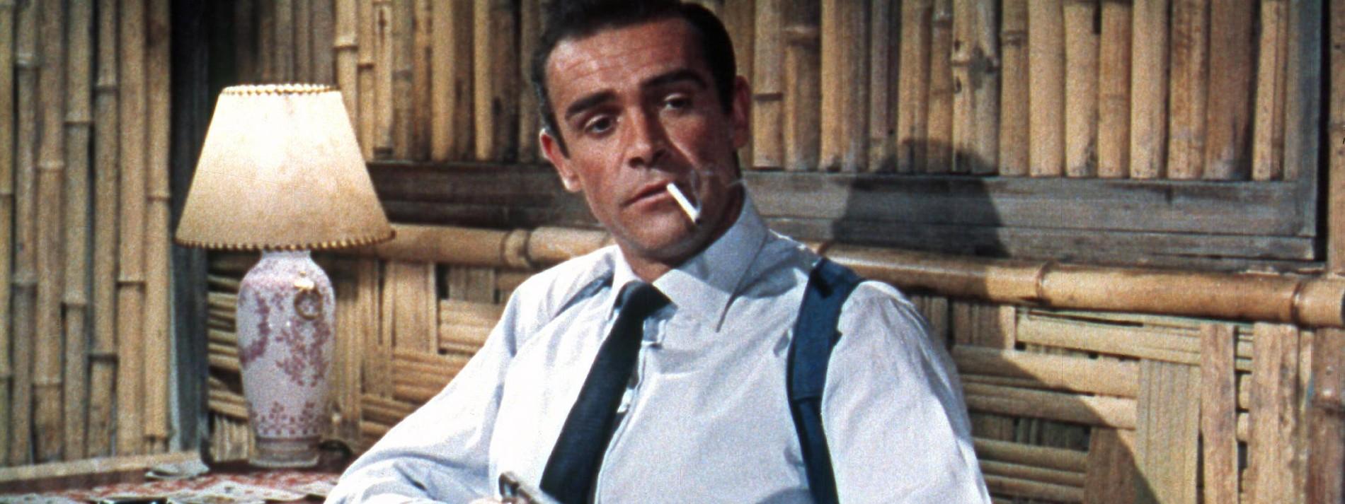 Der höfliche Mister Connery