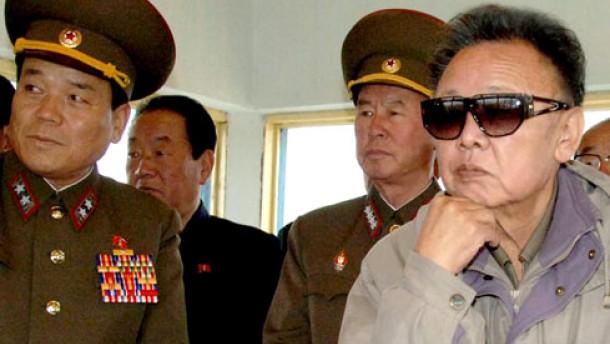 Spekulationen über Kims Nachfolge