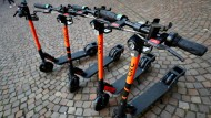 Mehr als 4000 Roller von Circ können bundesweit gemietet werden.