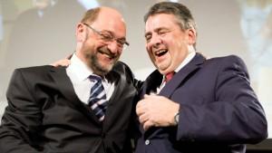 Der nächste Akt der Schulz-Show