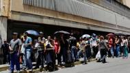 Venezuela dreht an der Uhr