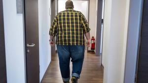 Kann ich zu dick für meinen Job sein?