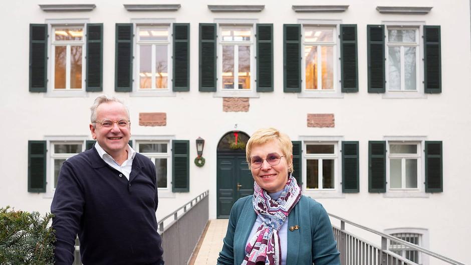 Symbiose: Aus Ulrike Kienzles neuen Forschungen soll mit dem Leiter der Bürgerstiftung Clemes Greve ein Bürger-Programm erwachsen.