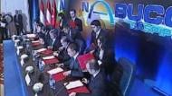 """""""Nabucco"""" soll Europas Gasversorgung sichern"""