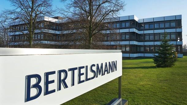 Corona beschleunigt die Digitalisierung von Bertelsmann