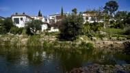 Nobeldorf für Briten an der Algarve