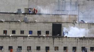 Blutige Gefängnisrevolten in Ecuador