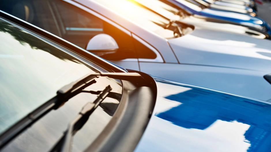 Besser vermietet als ungenutzt abgestellt: Für Autohändler ist das Abo-Modell ein gutes Geschäft.