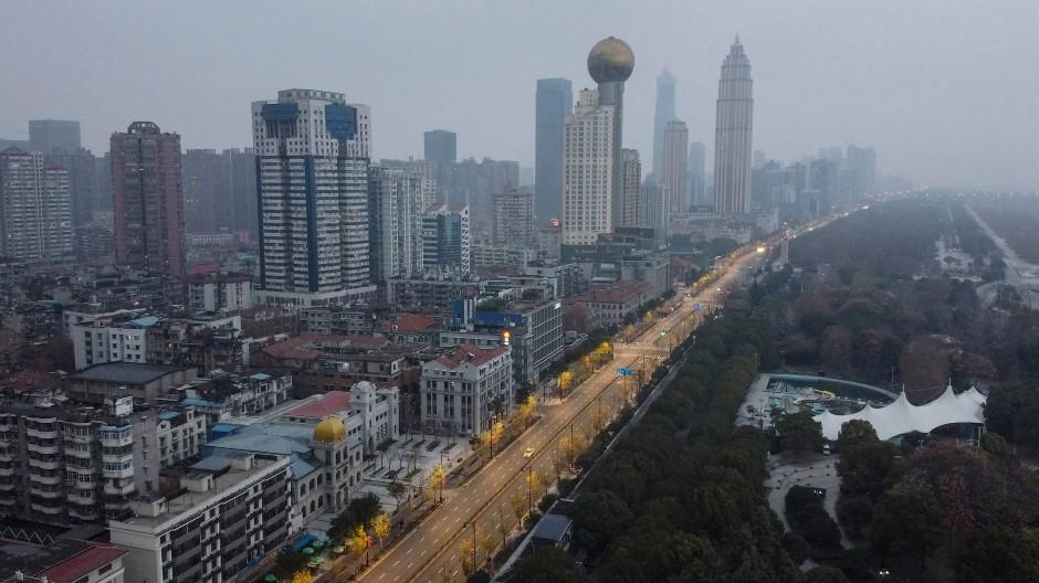 Eine Stadt im Ausnahmezustand: Wuhan