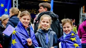 Wer geht für Europa auf die Straße?
