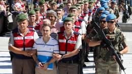 Mehrere hundert Haftbefehle in der Türkei