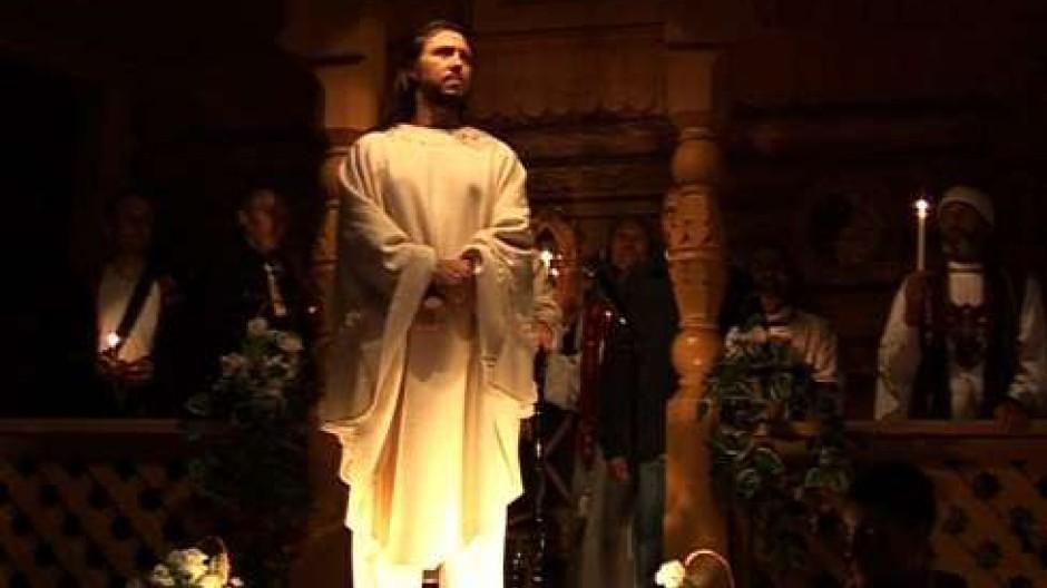 Jesus kommt aus Sibirien
