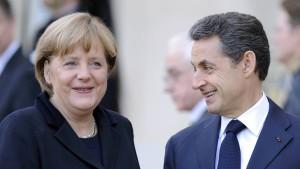 Sarkozys Deutschlandobsession