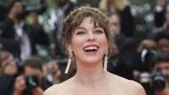 Milla Jovovich hat ihrer Tochter einen schönen Jungennamen gegeben.