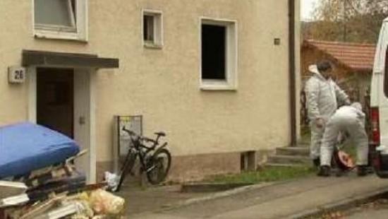 Fünf Tote bei Wohnungsbrand