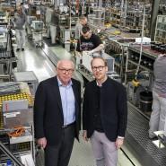 Martin und Maximilian Viessmann krempeln ihr Unternehmen ordentlich um.