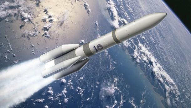 Corona bremst Ariane 6